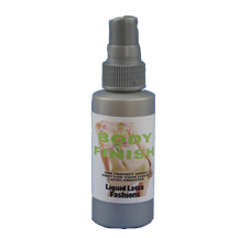 Liquid Latex Body Paint Finishing Spray