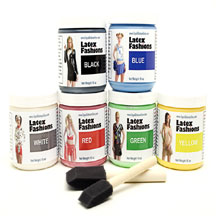 Liquid Latex Supplies