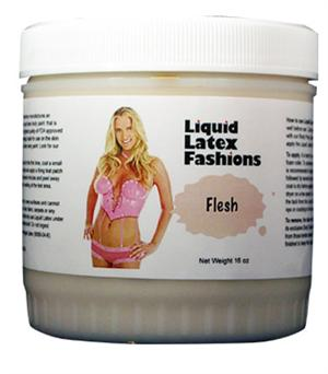 Flesh Liquid Latex Body Paint