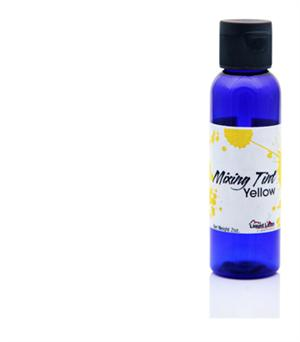 Liquid Latex Body Paint Yellow Mixing Tint - 2 oz