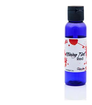 Liquid Latex Body Paint Red Mixing Tint - 2 oz