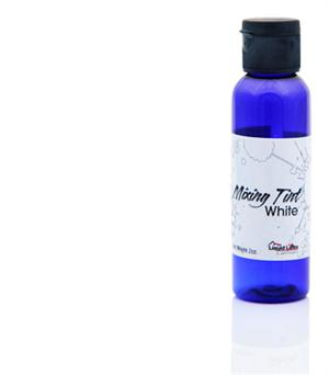 Liquid Latex Body Paint White Mixing Tint - 2 oz