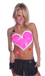 Liquid Latex Body Paint Valentine's Day Costume Kit